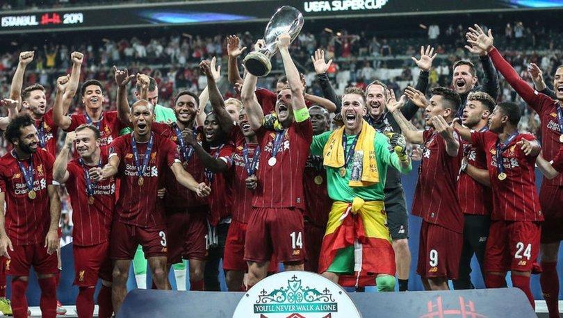UEFA Süper Kupayı hangi takımlar kazandı?