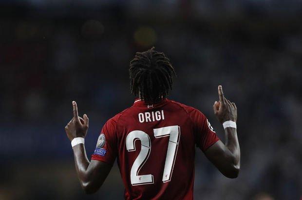 Origi, Türkiye'ye hayran kaldı!