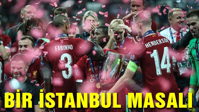 Bir İstanbul masalı...