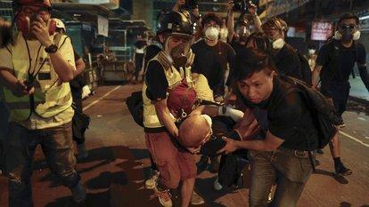 hong kong protesto