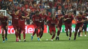 Süper Kupa: Liverpool Chelsea'yi penaltılarda yenerek kupaya aldı