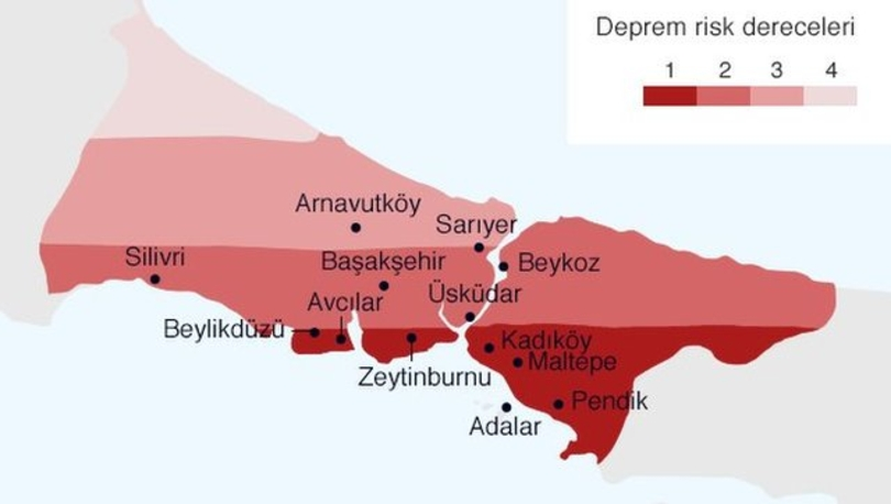 17 Ağustos Depremi'nin 20. yıldönümü: İstanbul beklenen 'büyük depreme' hazır mı?