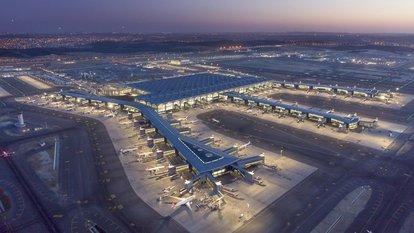 İstanbul Havalimanı uçuş güzergahı