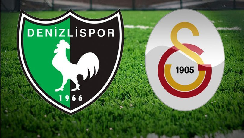 Denizlispor - Galatasaray