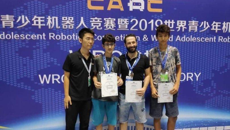 Dünya Robot Olimpiyatları