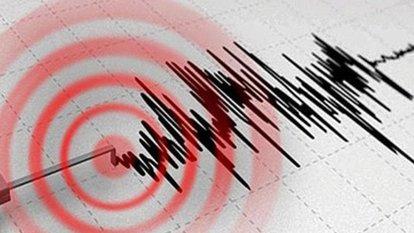 deprem son dakika