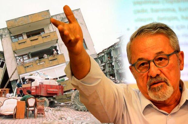 Prof.Dr. Naci Görür: Fırtına öncesi sessizlik