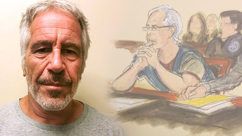Son dakika... Hücresinde ölü bulunan Jeffrey Epstein'e 100 milyon dolarlık dava! - HABERLER