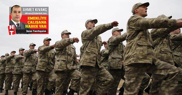 Çalışırken askere gidenler dikkat!