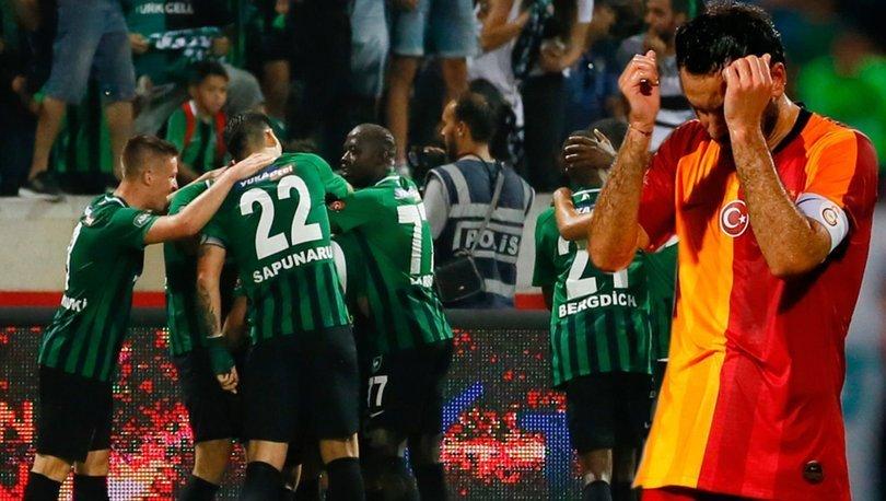 Denizlispor Galatasaray