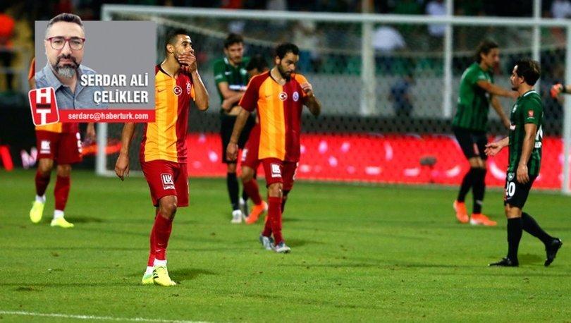 Serdar Ali Çelikler: Galatasaray'ın oyun planı yok, Denizlispor kalite ile kazandı