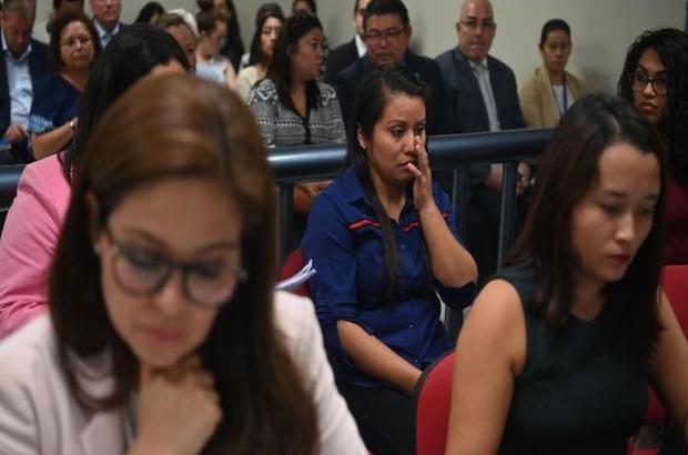 Evelyn Beatriz Hernandez Cruz: Tecavüz sonucu hamile kalan, düşük sonrası 30 yıl hapse mahkum edilip yeniden yargılanan El Salvadorlu kadın