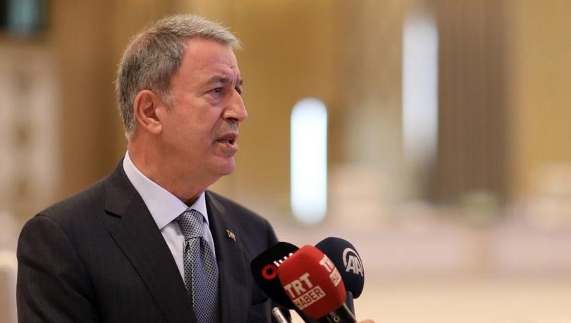 Akar: Birleşik Müşterak Harekat merkezi gelecek hafta çalışmaya başlayacak