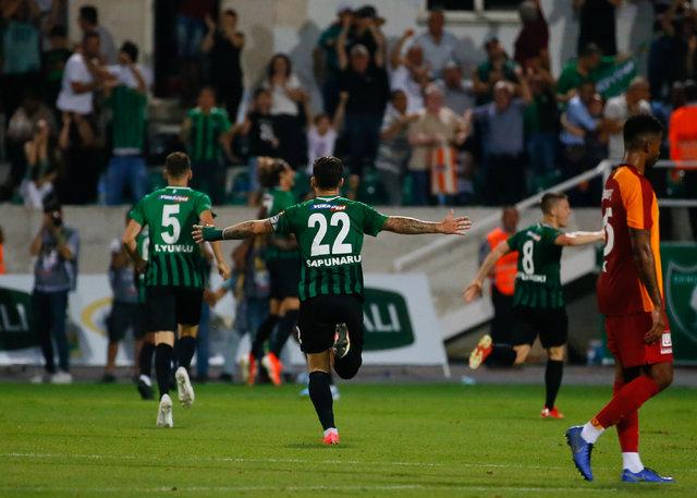 Denizlispor - Galatasaray maçının yazar yorumları