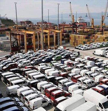 Türk otomotiv sektöründe, temmuzda bir önceki yılın aynı ayına göre yüzde 5 artışla 2,9 milyar dolar dış satışla 2019