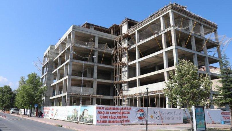 Erciyes Üniversitesi (ERÜ) Çocuk Hematoloji Onkoloji ve Kemik İliği Nakli Hastanesi