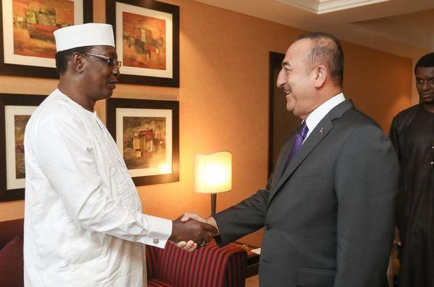 Dışişleri Bakanı Çavuşoğlu Sudan'da