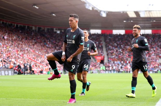 Liverpool deplasmanda güldü!