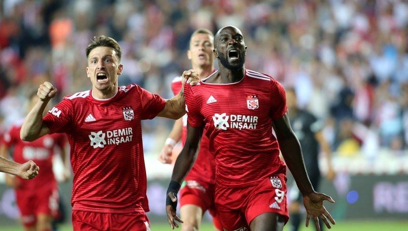 Sivasspor Beşiktaş
