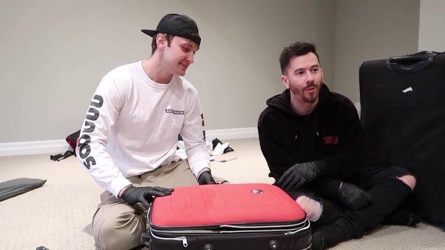 Bin dolarlık kayıp bavuldan neler çıktı neler!