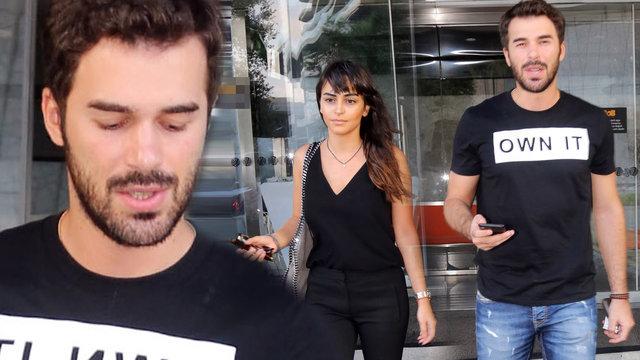 Yusuf Çim sevgilisi Özge Özkaplan ile görüntülendi - Magazin haberleri