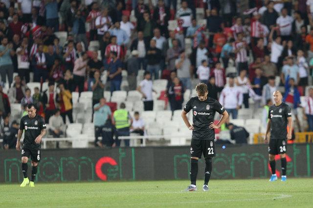 Spor yazarları, Sivasspor - Beşiktaş maçını değerlendirdi
