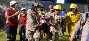 Honduras'taki kanlı derbide 4 kişi ölü