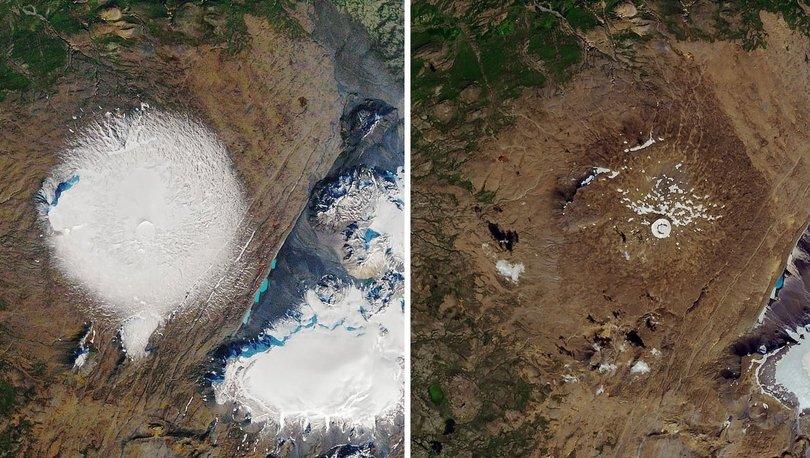 SON DAKİKA! İzlanda 'ölen' ilk buzulu Okjokull için tören düzenliyor - HABERLER
