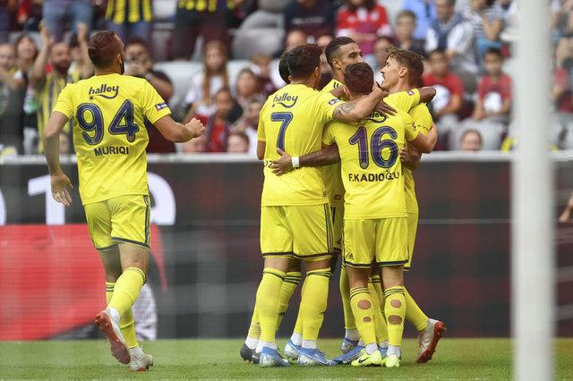 Fenerbahçe Gazişehir maçı ne zaman saat kaçta hangi kanalda? Fenerbahçe Gazişehir maçının 11'leri