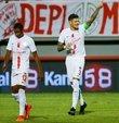 Göztepe - Antalyaspor maçının dakika dakika özeti HTSPOR