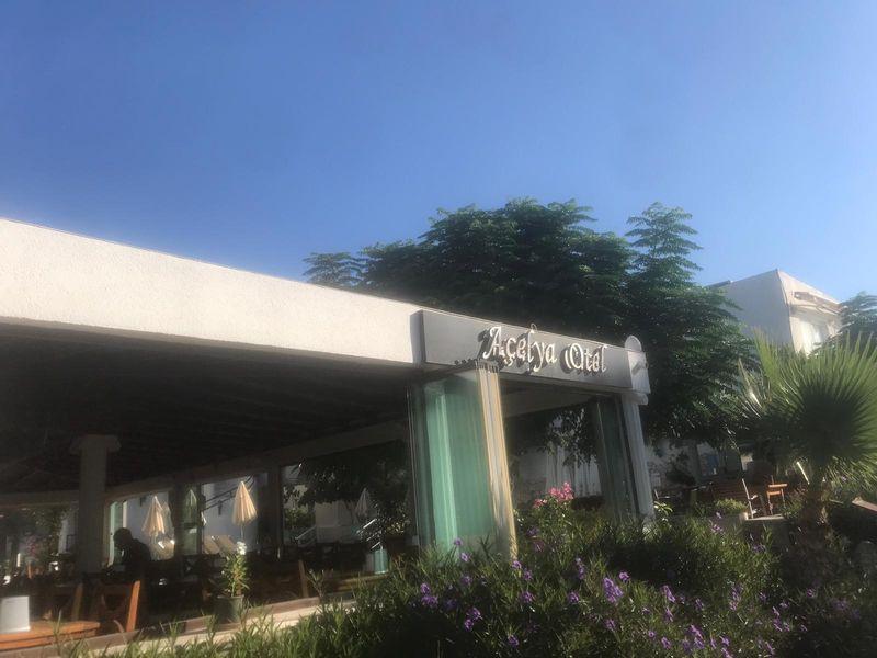 Eskiden entelektüellerin buluşma noktası olan Açelya Otel