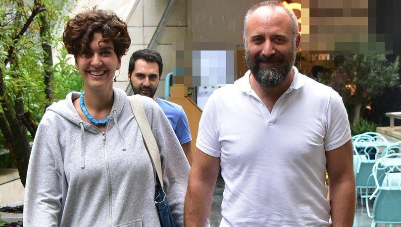 Halit Ergenç-Bergüzar Korel çiftinin keyifli halleri dikkatlerden kaçmadı - Magazin haberleri