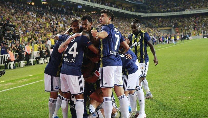 Fenerbahçe sezona yine iyi başladı!