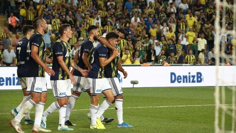 Ferdi Kadıoğlu, ilk lig maçında ilk golünü attı!