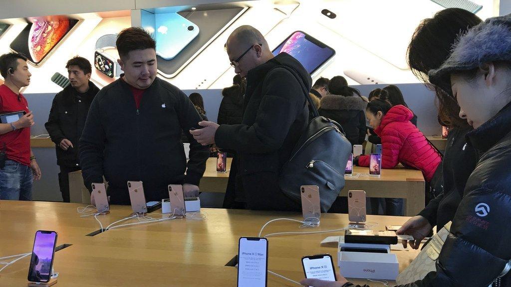 Apple artık 'üç büyük' arasında yok