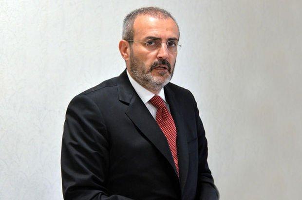 AK Parti'den Gül ve Davutoğlu'na yanıt