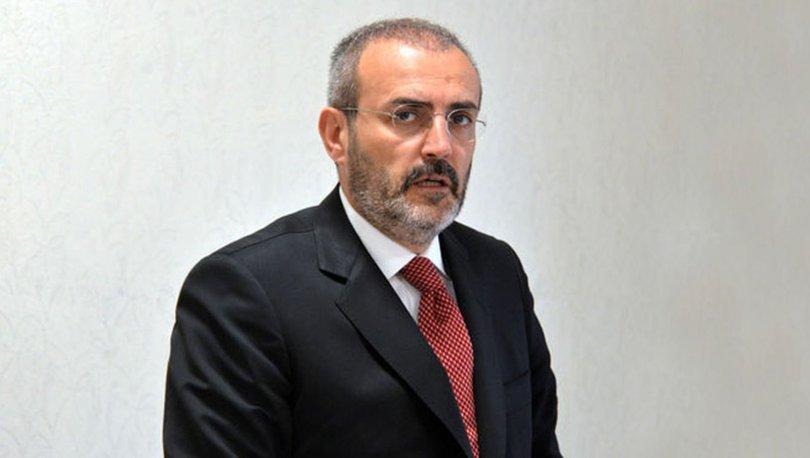 AK Parti Genel Başkan Yardımcısı Mahir Ünal'dan Gül ve Davutoğlu'na yanıt