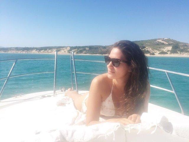 Özge Borak: Utanmadan hala yaz bitiyor diye üzülüyorum - Instagram Magazin haberleri