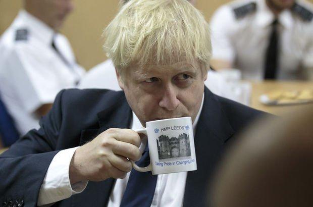 """İngiltere Başbakanı Johnson'dan AB'ye """"Brexit mektubu"""""""