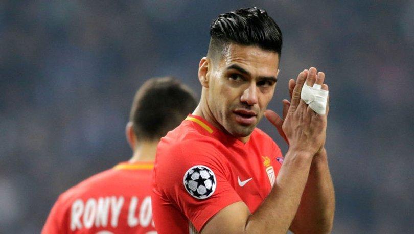 Falcao'dan heyecanlandıran hareket - Galatasaray haberleri