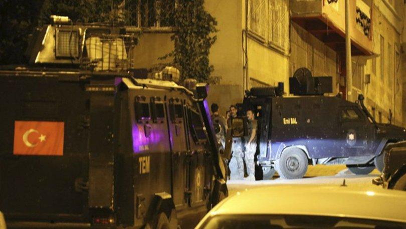 polis ekibine silahlı saldırı