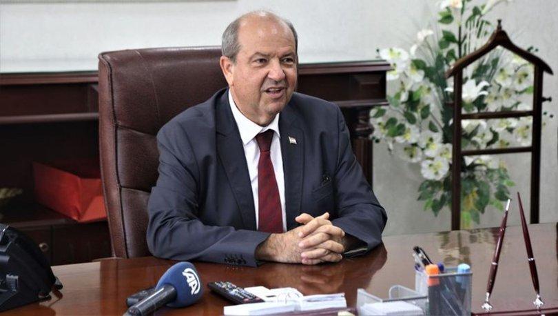 KKTC Başbakanı Ersin Tatar'dan açıklamalar