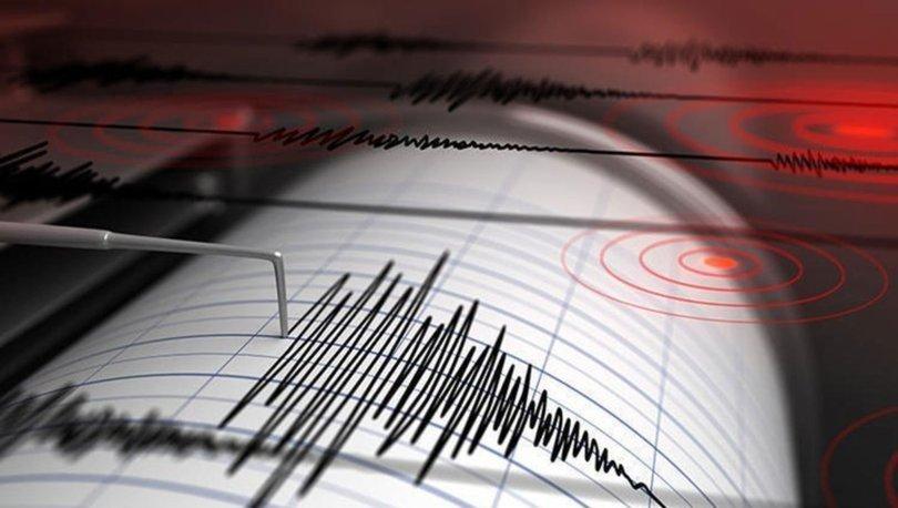SON DAKİKA! Ankara'da korkutan deprem - 20 Ağustos Son Depremler