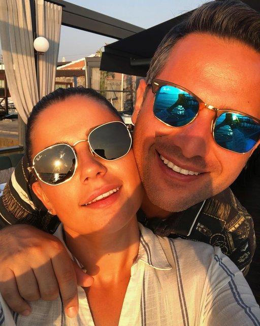 Merve Özbey ile sevgilisi Kenan Koçak'tan aşk paylaşımı - Instagram Magazin haberleri