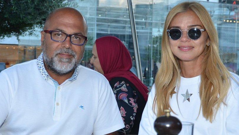 Nejdet Ayaydın-Emel Ayaydın çifti İstanbul'a döndü - Magazin haberleri
