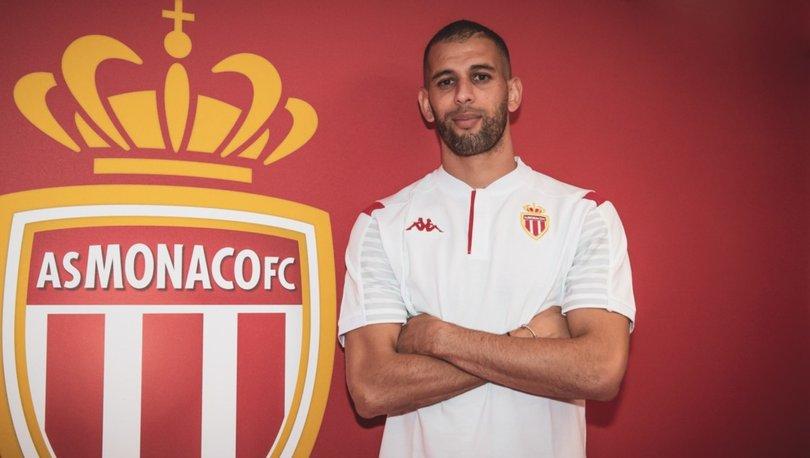 Monaco, Slimani'yi kiraladı