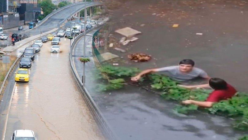Son dakika! İstanbul'da beklenen yağış başladı! İşte son durum - Haberler