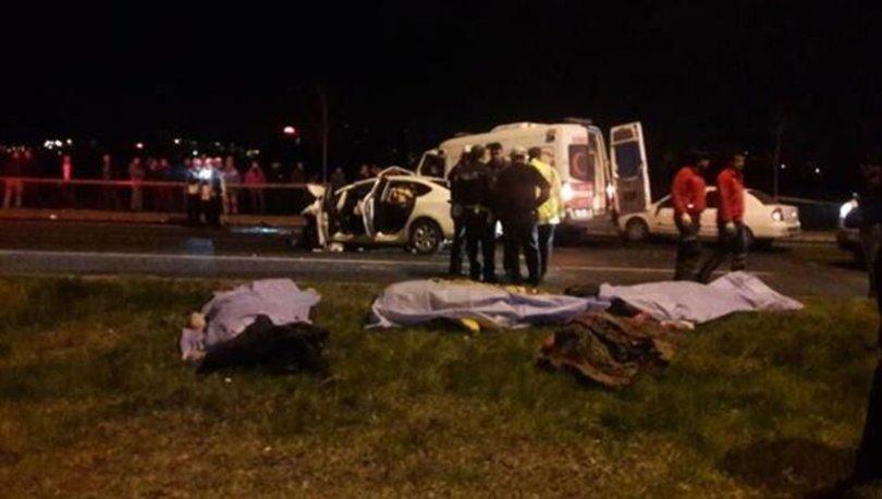 İçişleri Bakanı Süleyman Soylu'dan Kayseri'de 7 kişinin öldüğü kazaya ilişkin açıklama
