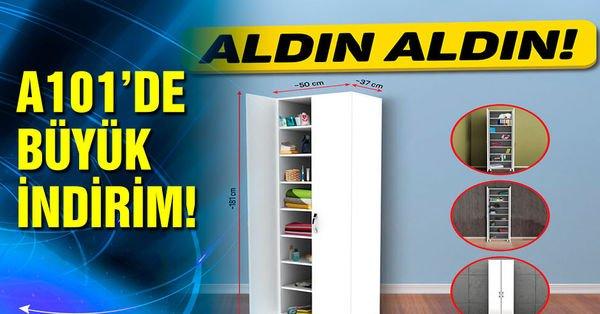 A101 22 Ağustos ürünleri satışta