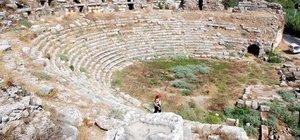 Limyra kazılarında 50'nci yıl